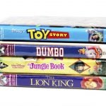 Name all of Disney's animated movies